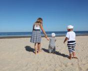 gescheiden ouders vakantie